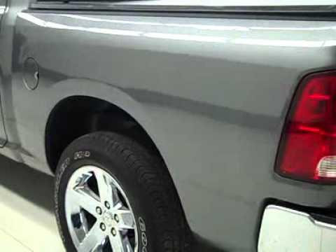 2010 Dodge Ram 1500 Quad Short Slt Big Horn Hemi 20 Inch All border=