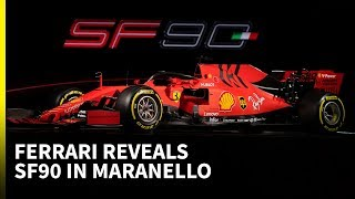 How Ferrari has mixed 'extreme' with simple: 2019 SF90 F1 technical analysis