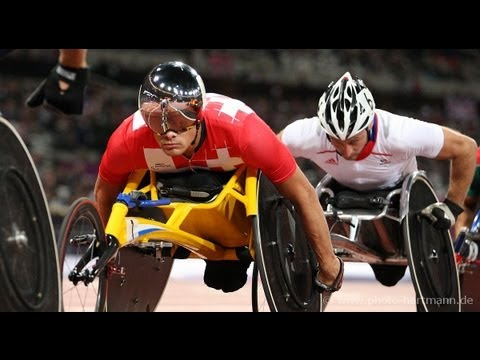Athletics - Men's 5000m - T54 Final - London 2012 Paralympic Games
