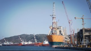 The long journey of the Glen Lyon FPSO