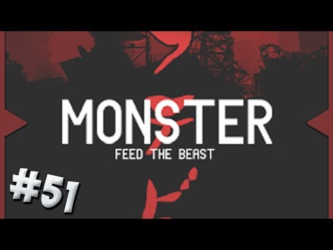 FTB Monster - Episode 51 - Iridium Ore & Blast Furnace!
