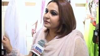 Sadaf Sherazi exhibition pr by Daniyal