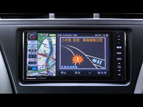 パナソニック Strada Rシリーズ CN-R500WD-D 解説ムービー1