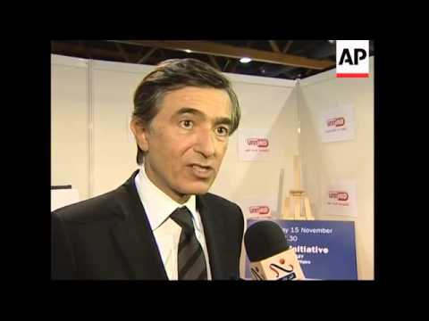 French FM Philippe Douste-Blazy comments on Darfur situation