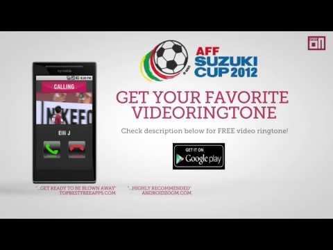 Thailand's Teerasil Dangda - Video Ringotone: AFF Suzuki Cup 2012