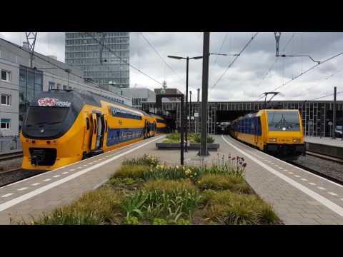NS Nederland Treinen op station Eindhoven