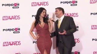 PornDoe Premium interview with Toni Ribas @ the AVN Awards 2016