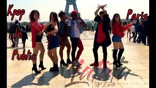 Download Lagu [KPOP IN PUBLIC] (G)I-DLE ((여자) 아이들) -LATATA (라타타) DANCE COVER by VICTORY's from FRANCE Gratis STAFABAND