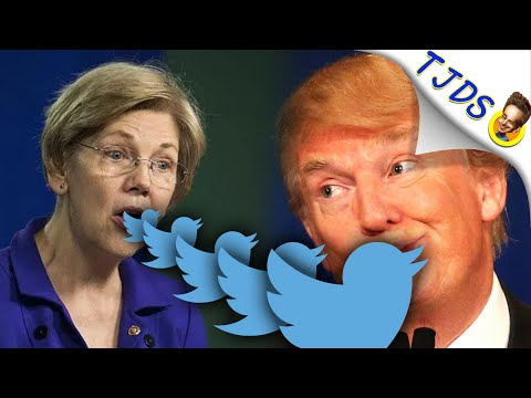 Why Elizabeth Warren's Trump Rant Wasn't Even Close To Courageous