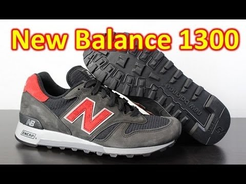 New Balance 1300 Shadow Grey - Review + On Feet