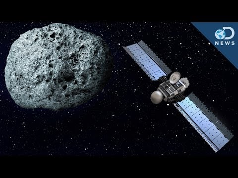 This Satellite Is Landing On A Comet!