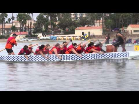2015 San Diego Dragon Boat Race Promo