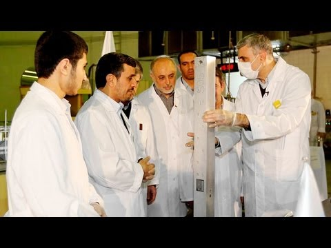 Mosaic News - 02/15/12: Iran Unveils Advances in Uranium Enrichment