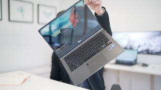 BEST Student Laptop 2017 - LG gram 13 INCH REVIEW
