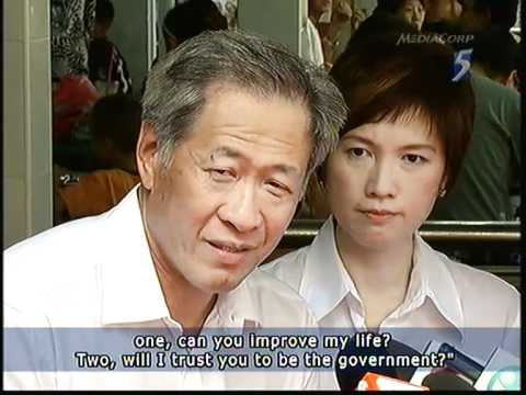 Singapore Join The Opposition Parties
