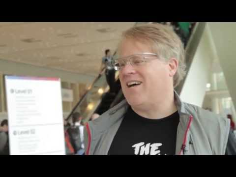 Robert Scoble at Google I/O