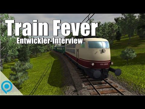 Train Fever - der Transport-Tycoon!