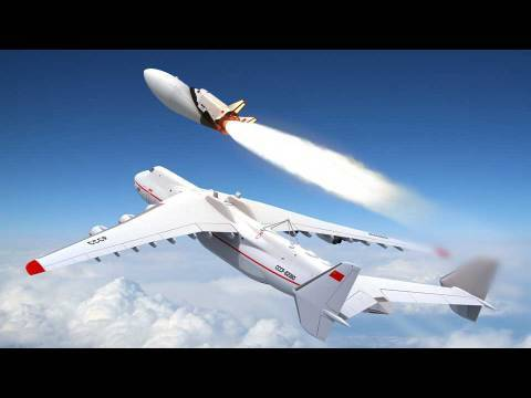 The old MAKS Russian Space Plane might be new again - 2010.0