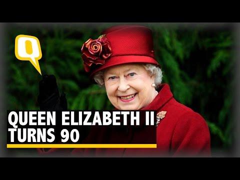 The Quint: Queen Elizabeth II Turns 90; Here's Her Life in 90 Images