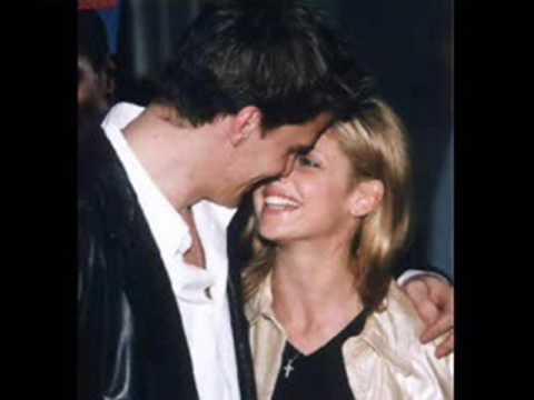 David Boreanaz and Sarah Michelle Gellar - YouTube