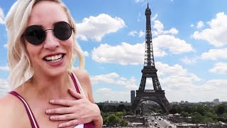 our trip to paris ft. joslyn davis (vlog)