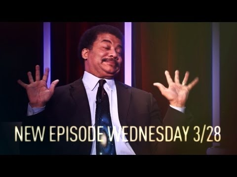 On The Verge - Dr. Neil deGrasse Tyson on being a living 'badass' meme