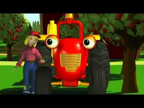 Traktor Tom -çizgi film izle