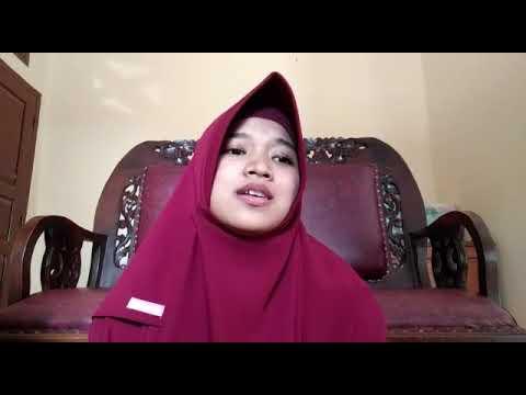 Nissa Sabyan - Law kana Bainana Al Habib cover Amelia Rahma Ningrum