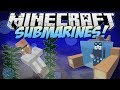 Minecraft | SUBMARINES! (Underwater Villages,