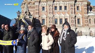 Visita San Petersburgo