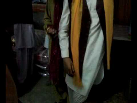 NADEEM AFSAR SINGING SONG on his marriage(TALHA ZUBAIR