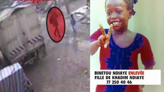 Une fillette de 5 ans enlevée en pleine Rue à Dakar