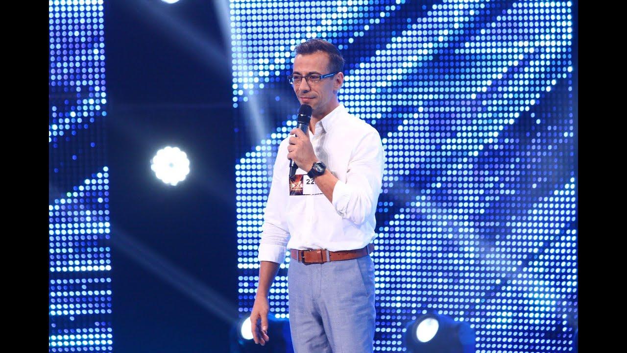 Blackstreet - No Diggity. Vezi aici cum cântă Hârsulescu Radu Bogdan, la X Factor!