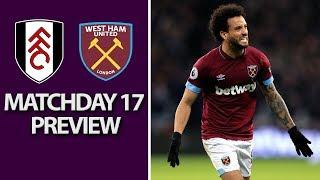 Fulham v. West Ham   PREMIER LEAGUE MATCH PREVIEW   12/15/18   NBC Sports