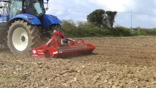 Teagle Roterra Power Harrow