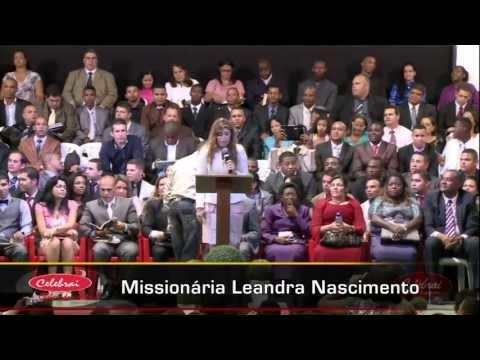 Leandra Nascimento l 17º Vigilhão da Celebrai l Ao Vivo (2013)