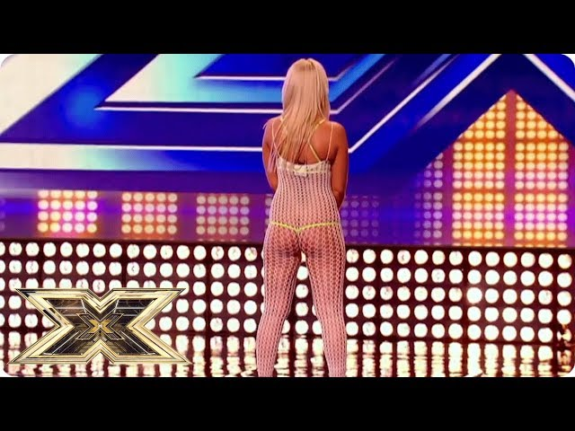 WHERE ARE YOUR CLOTHES?! | The X Factor UK thumbnail