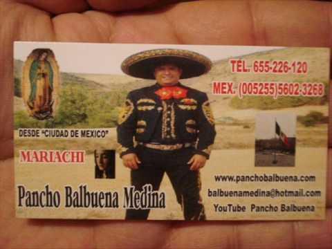 Amanecì otra vez, Boda de vecindad, Besame mucho www.panchobalbuena.com Pamplona