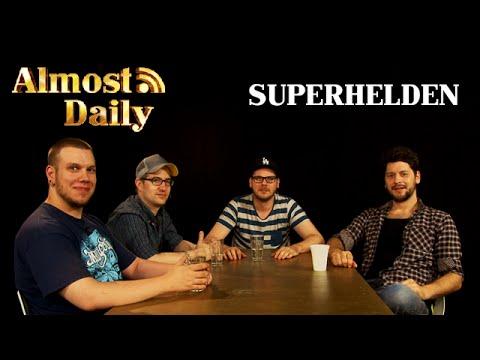 Almost Daily #107: Superhelden