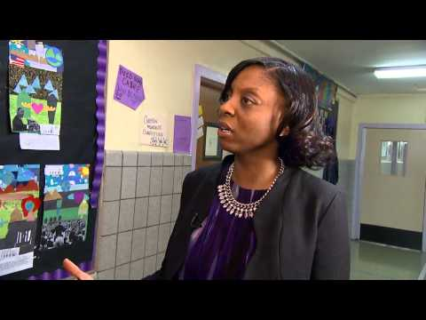 Robin Roberts Speaks with Nadia Lopez About her Fundraising Campaign Led by Humans of New York