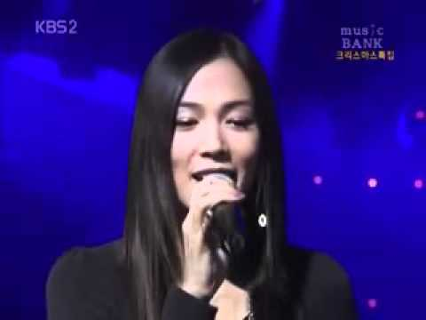 [CSJH] (Perf) 20061224 Music Bank - Silent Night Holy Night