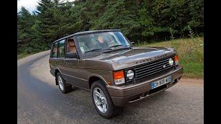 Restauration Range Rover Classic by Land Rêvé (long cut)