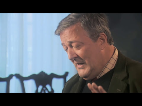 Stephen Fry on God | The Meaning Of Life | RTÉ One