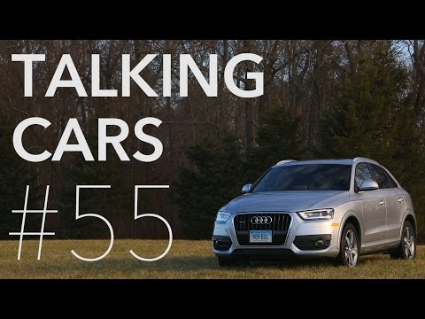 Talking Cars with Consumer Reports #55: Audi Q3 vs. Mercedes-Benz GLA