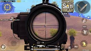 PUBG MOBILE on ONEPLUS 2   The King Of Laggy Gameplays (Bboy True1)