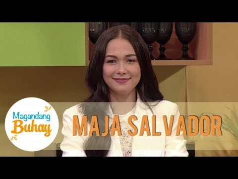 The story behind Maja Salvador and Kim Chiu's recent photo | Magandang Buhay