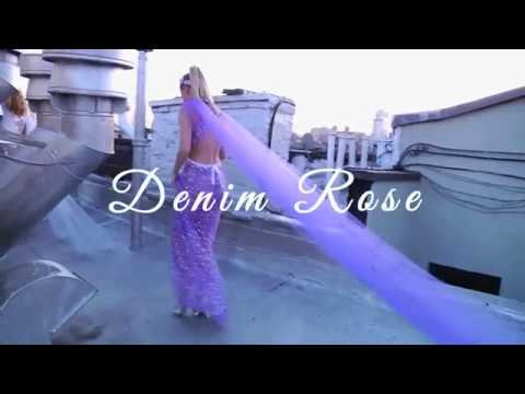 DENIM ROSE (Episode 1 of 2) NYFW by Lainy Gold Designs