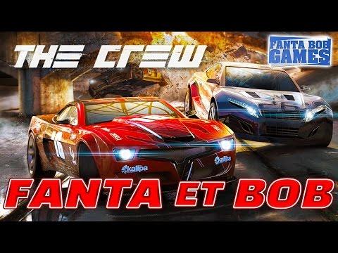 Fanta et Bob s'affrontent sur The Crew [Beta]