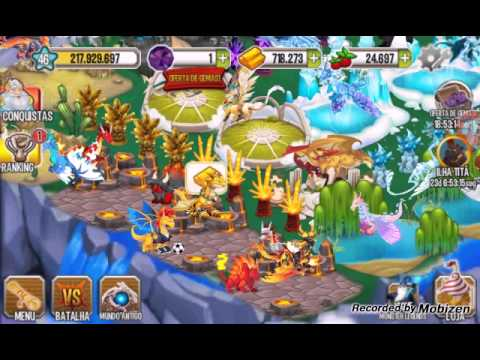 Dragon City Dragão Dragon City Dragão Hades