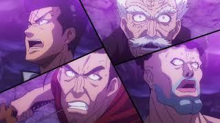 Saitama vs Lord Boros
